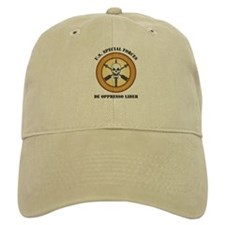 Cute 5th army special forces Baseball Cap