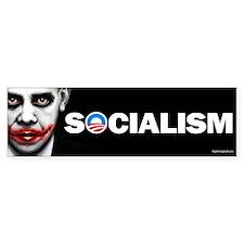 'Bama Socialism Bumper Bumper Sticker