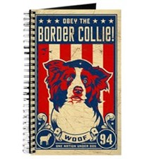 Border Collie! USA Patriotism Journal