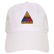2ND ARMORED DIVISION Baseball Cap