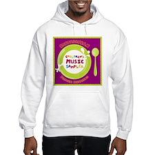 Children's Music Hooded Sweatshirt