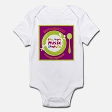 Children's Music Infant Bodysuit