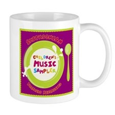 Children's Music Mug