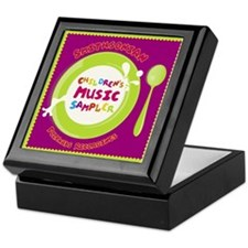 Children's Music Keepsake Box