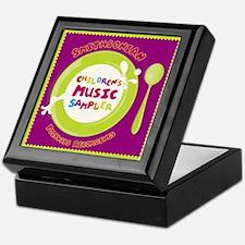 Children's Music Keepsake Box