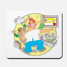 IRS Mousepad