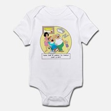 ... this is liable to tingle Infant Bodysuit
