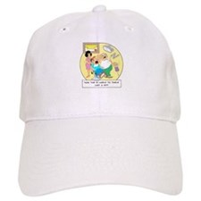 ... this is liable to tingle Baseball Cap