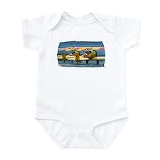 2 Stearman Infant Bodysuit