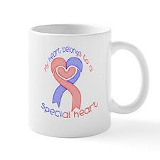 Belongs heart Mugs