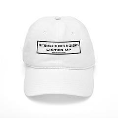 Listen Up Baseball Cap