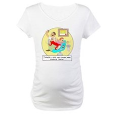 ... Mrs. Bundy's teeth. Shirt