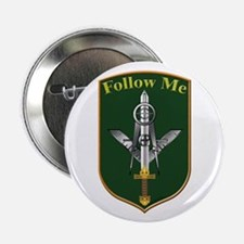 "Army Infantry 2.25"" Button (10 pack)"