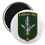 Army Infantry Magnet