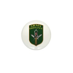 Army Ordnance Mason Mini Button (100 pack)