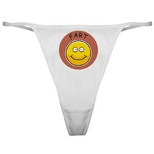 Fart Face Classic Thong