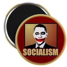 Socialism Joker Magnet