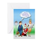 Enjoy the Season Greeting Cards (Pk of 20)