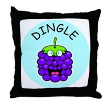 Dingle Berry Throw Pillow