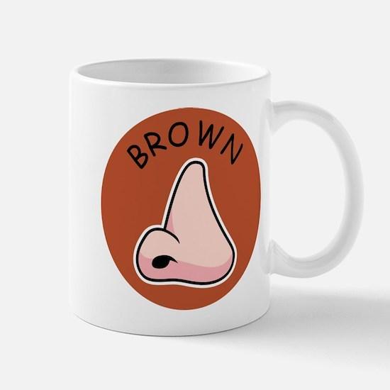 Brown Noser Mug
