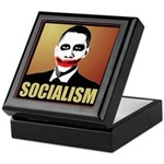 Socialism Joker Keepsake Box