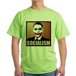 Socialism Joker Green T-Shirt