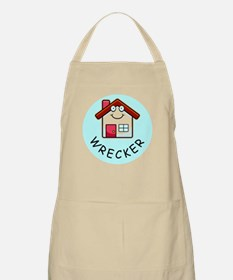 Home Wrecker BBQ Apron