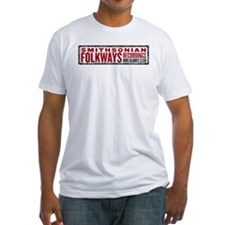 Smithsonian Folkways Fitted T-Shirt