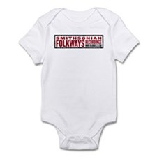 Smithsonian Folkways Infant Bodysuit