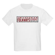 Smithsonian Folkways Kids Light T-Shirt