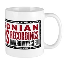Smithsonian Folkways Mug