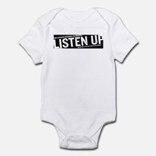 Listen Up Infant Bodysuit