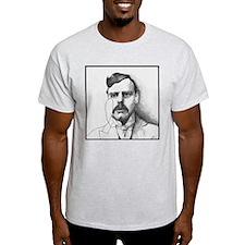 G.K. Chesterton Ash Grey T-Shirt