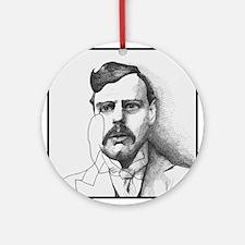 G.K. Chesterton Ornament (Round)