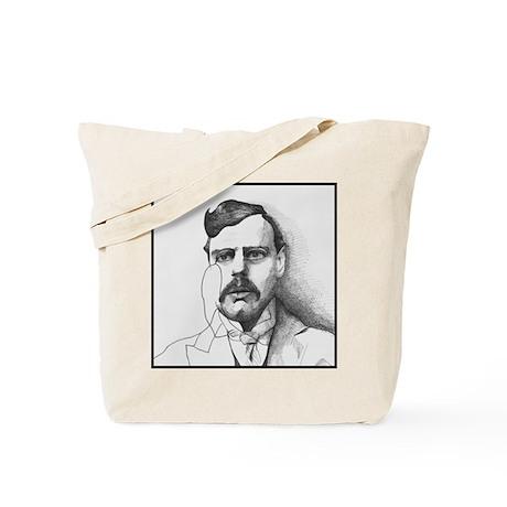 G.K. Chesterton Tote Bag