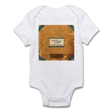 Bound for Glory Infant Bodysuit