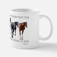 Hay Butts Mug