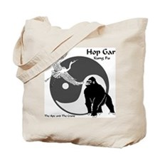 Hop Gar Kung Fu Logo Tote Bag