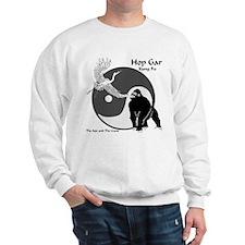 Hop Gar Kung Fu Logo Jumper