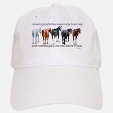Hay Butts Baseball Baseball Cap