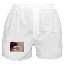Calico Cat Boxer Shorts