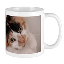 Calico Cat Small Mug