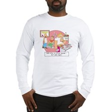 ... but he's fast. Long Sleeve T-Shirt