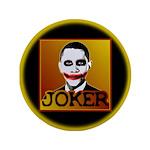 "Obama Joker 3.5"" Button"