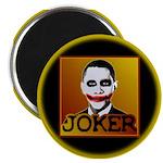 """Obama Joker 2.25"""" Magnet (10 pack)"""