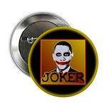 "Obama Joker 2.25"" Button (10 pack)"