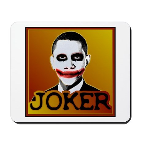Obama Joker Mousepad