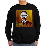 Obama Joker Sweatshirt (dark)
