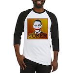 Obama Joker Baseball Jersey