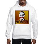 Obama Joker Hooded Sweatshirt